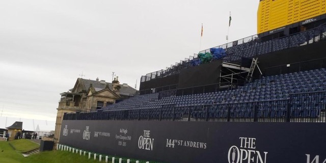 The 144th Open Championship